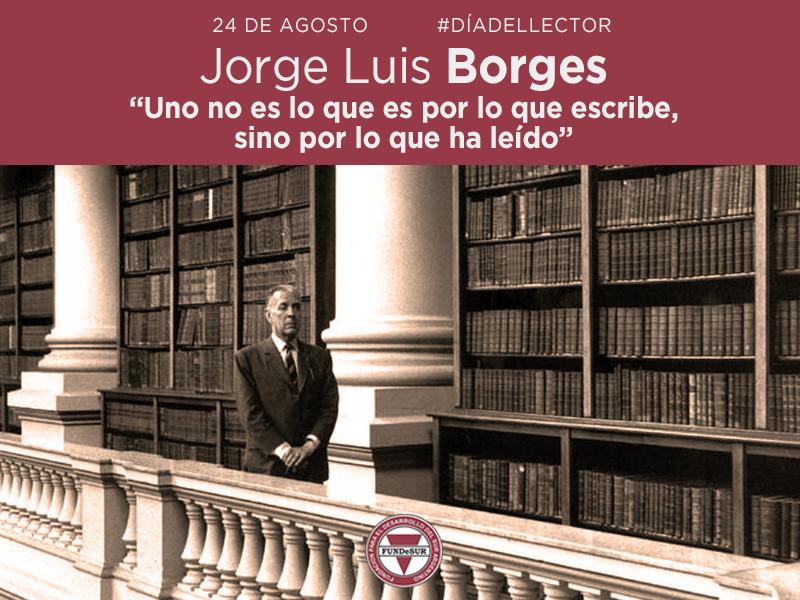 Jorge Luis Borges – La Muralla y los Libros