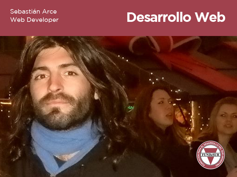 Entrevista a Sebastián Arce (Profesor del Curso de Desarrollo Web)