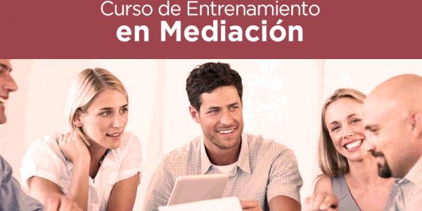 Curso de entrenamiento en Mediacion