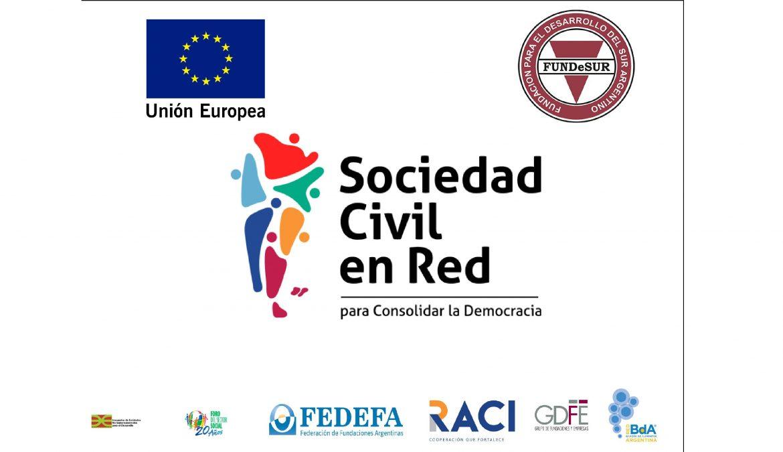 Inscripción -Sociedad Civil en Red- Neuquén 2018