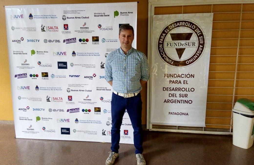 FUNDeSUR presente en «Mentes Transformadoras 2018»
