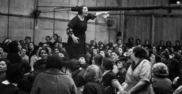 8 de Marzo – Día Internacional de la Mujer Trabajadora