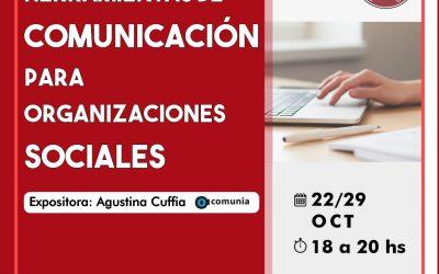 Herramientas de Comunicación para Organizaciones Sociales