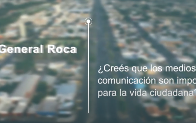ROCA I ¿Los medios de comunicación son importante para la vida ciudadana?
